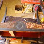 antiquités gardan - atelier